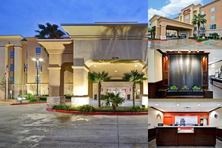Hampton Inn & Suites San Antonio / Northeast I 35 photo collage