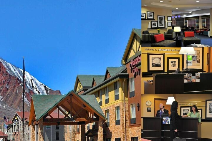 Hampton Inn by Hilton Glenwood Springs photo collage