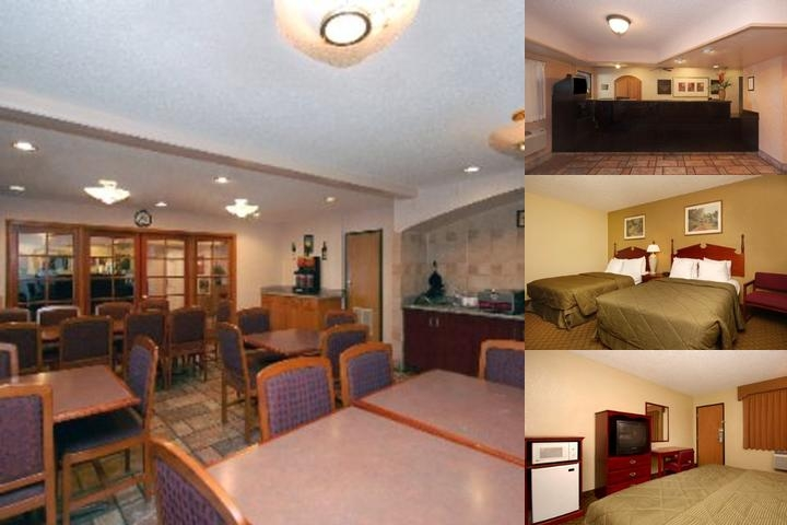A Victory Inn & Suites photo collage