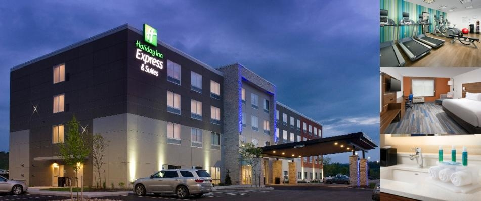 Holiday Inn Express & Suites Altoona photo collage