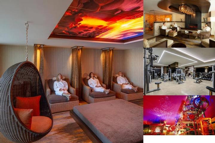 Silver Legacy Resort Casino photo collage