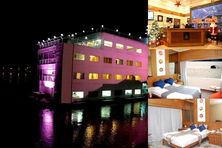 Floatel An Eco Friendly Hotel photo collage