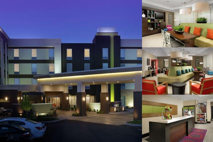Home2suites by Hilton Louisville East Hurstbourne photo collage