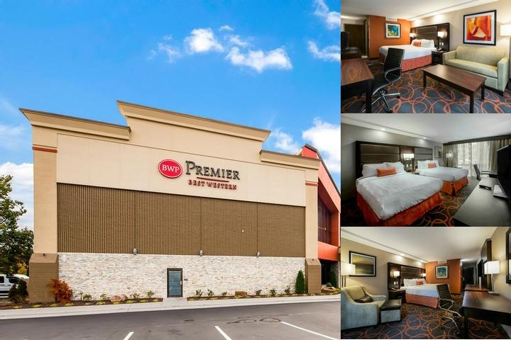 Best Western Premier Alton St. Louis Area Hotel photo collage