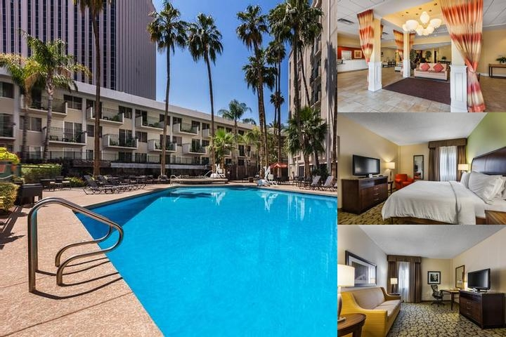 Hilton Garden Inn Phoenix Midtown photo collage