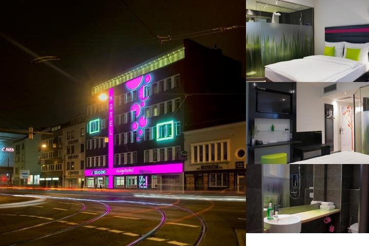 Five Seasons Designhotel Bremen photo collage