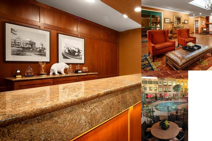 Best Western Plus White Bear Country Inn photo collage