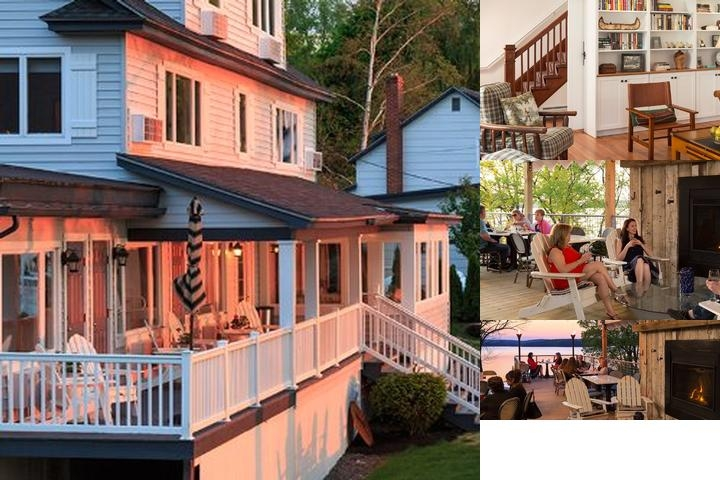 Silver Birches Resort photo collage