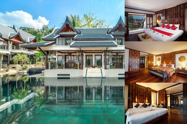 Baan Yin Dee Boutique Resort photo collage