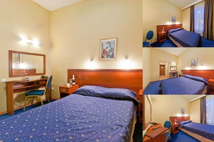 Nevsky Express Hotel photo collage