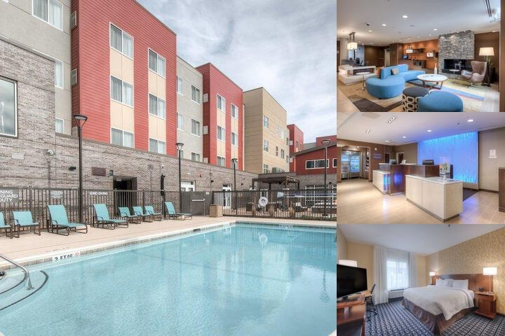 Fairfield Inn & Suites by Marriott Charlotte Airport photo collage