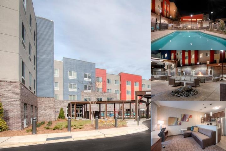 Residence Inn Charlotte Airport photo collage