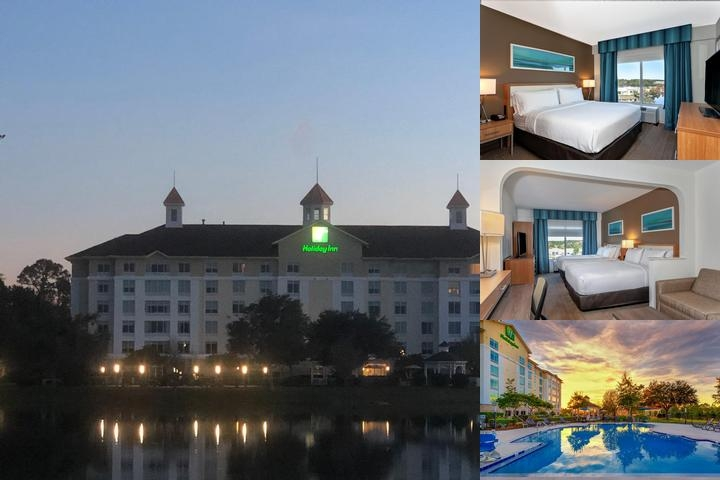 Comfort Suites at World Golf Village photo collage