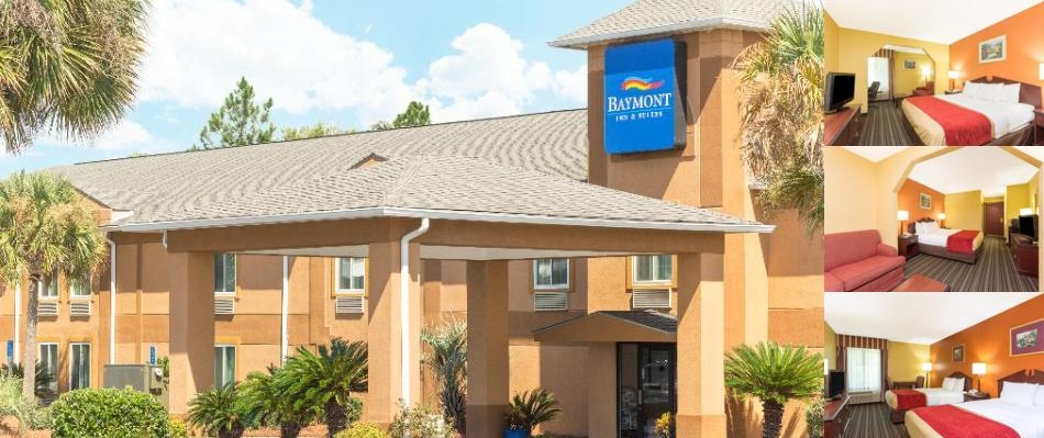 Baymont Inn & Suites Cordele photo collage