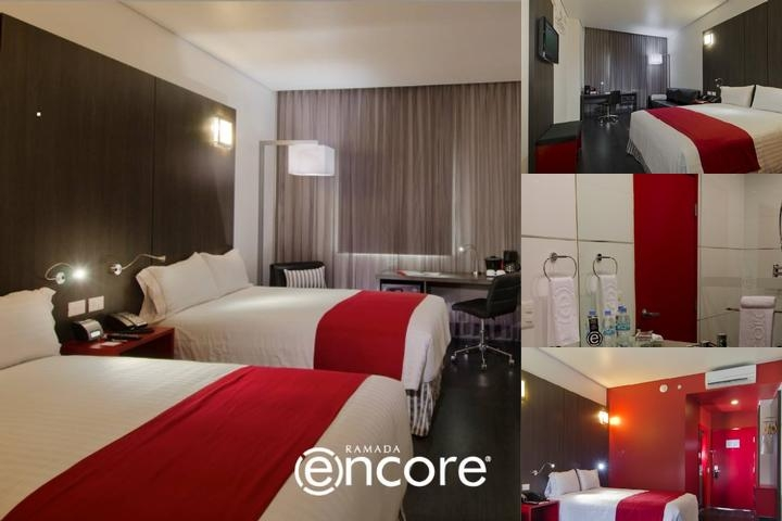Ramada Encore Guadalajara photo collage