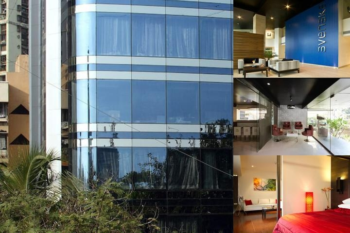 Svenska Design Hotel Mumbai photo collage
