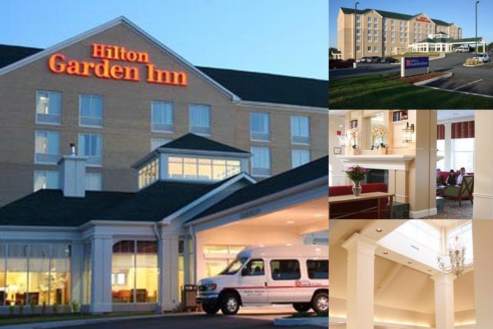 Hilton Garden Inn Halifax Airport photo collage