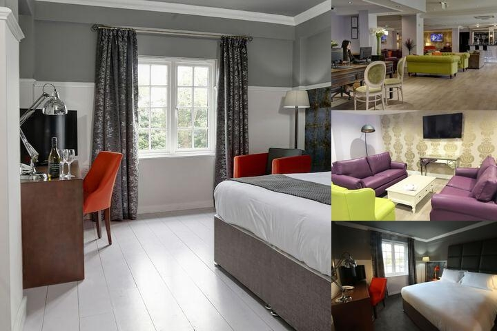 Needham House Hotel photo collage