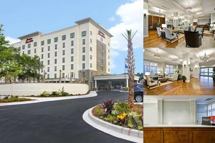 Hampton Inn Suites Charleston Airport Photo Collage