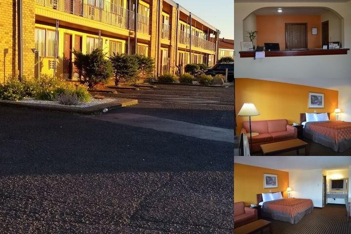 Scottish Inn & Suites photo collage