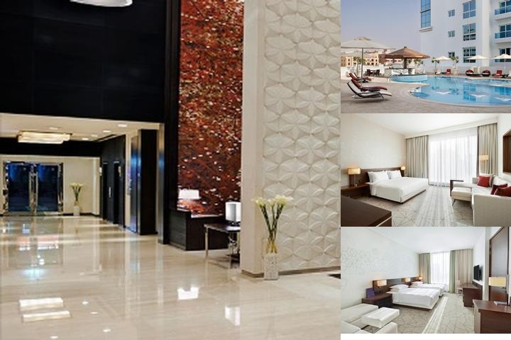 Hyatt Place Dubai / Al Rigga photo collage