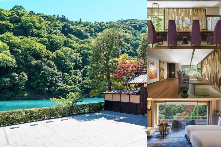 Suiran a Luxury Collection Hotel Kyoto photo collage