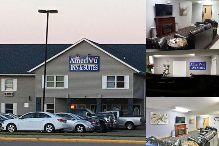 Amerivu Inn & Suites photo collage