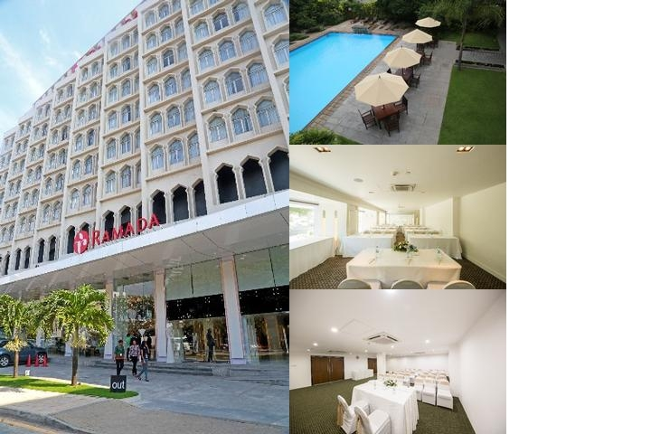 Ramada Colombo photo collage