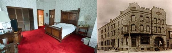 The Historic Calumet Inn photo collage