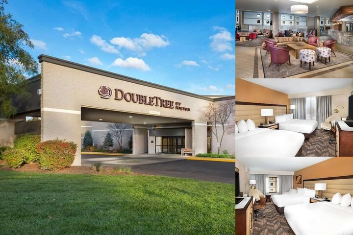 Doubletree by Hilton Lawrence photo collage