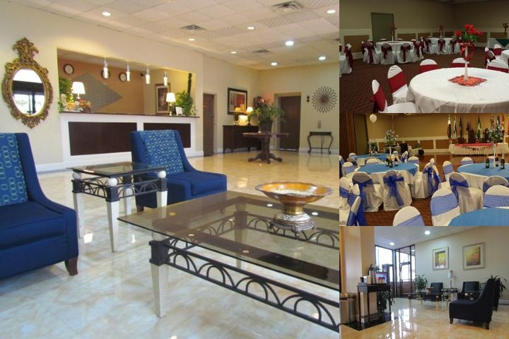 Romana Hotel photo collage