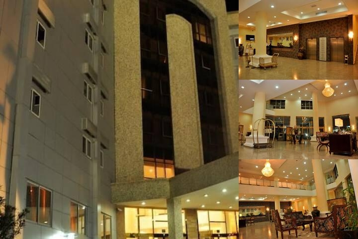 Chelsea Hotel Abuja Nigeria photo collage