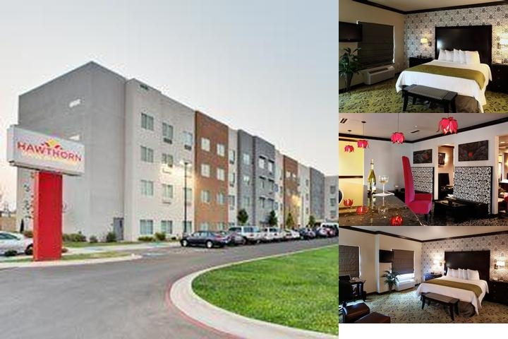 Hawthorn Suites by Wyndham Lubbock photo collage