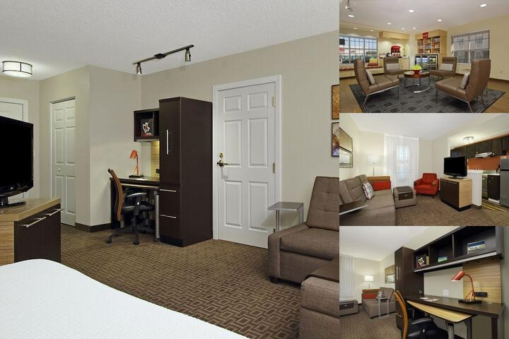 Towneplace Suites by Marriott Fort Worth Sw / tcu photo collage