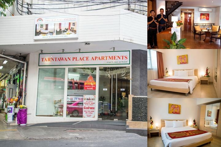 Tarntawan Place Apartments photo collage