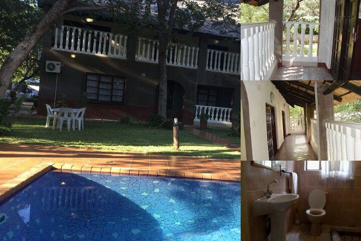 Mopani Lodge photo collage