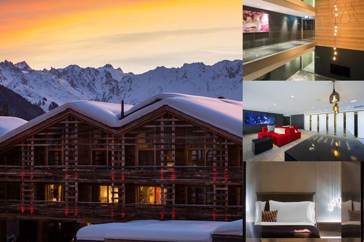 W Verbier photo collage