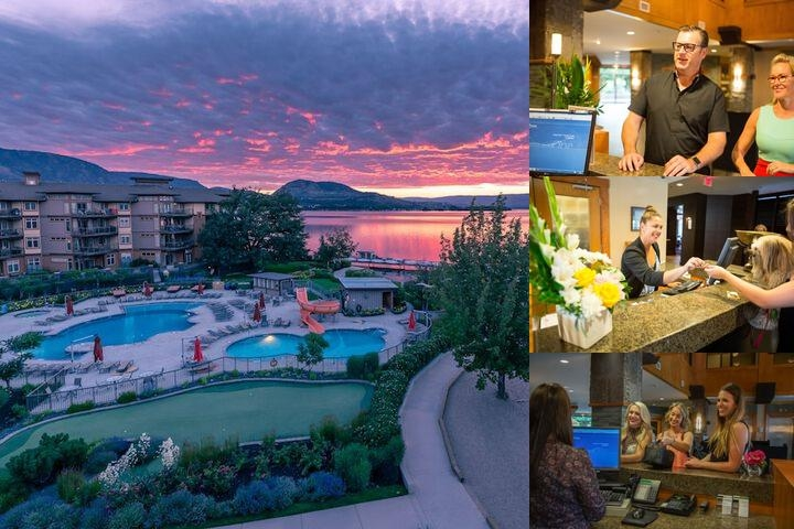 The Cove Lakeside Resort photo collage