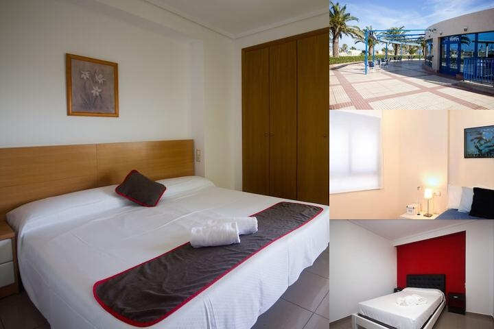Patacona Resort Apartments photo collage