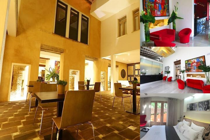Billini Hotel photo collage