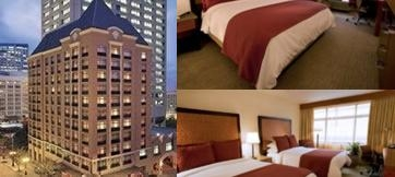 The Paramount Hotel Seattle photo collage