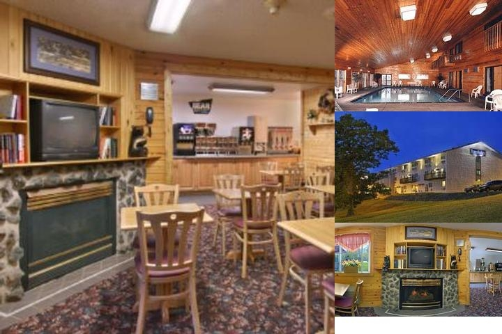 Duluth Spirit Mountain Red Roof Inn photo collage