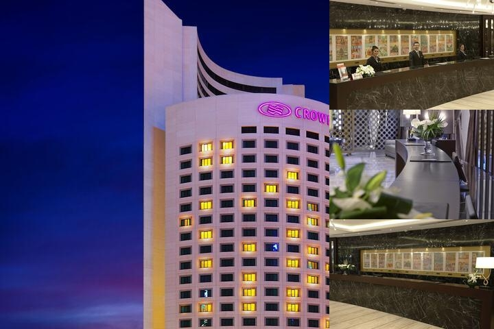 Crowne Plaza Istanbul Oryapark photo collage