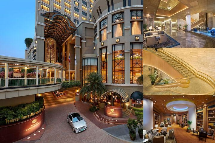 Sheraton Grande Sukhumvit a Luxury Collection photo collage