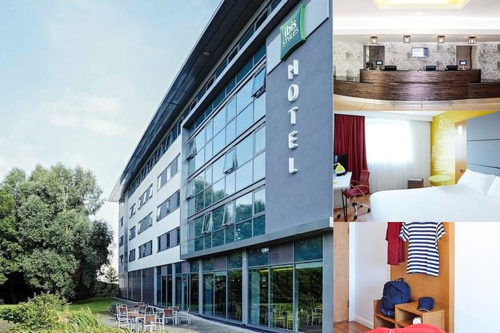 Ibis Styles Crewe photo collage