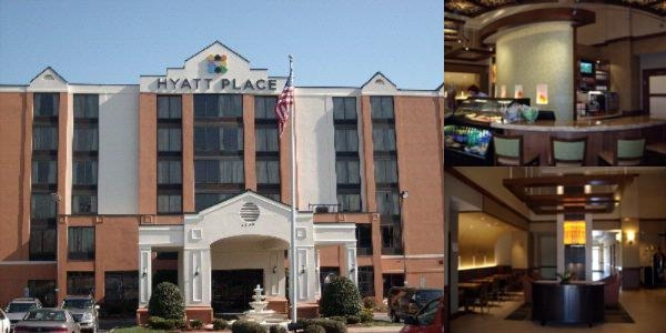 Hyatt Place Charlotte Airport / Tyvola Road photo collage