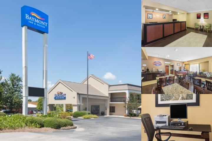 Baymont Inn & Suites Orangeburg North photo collage