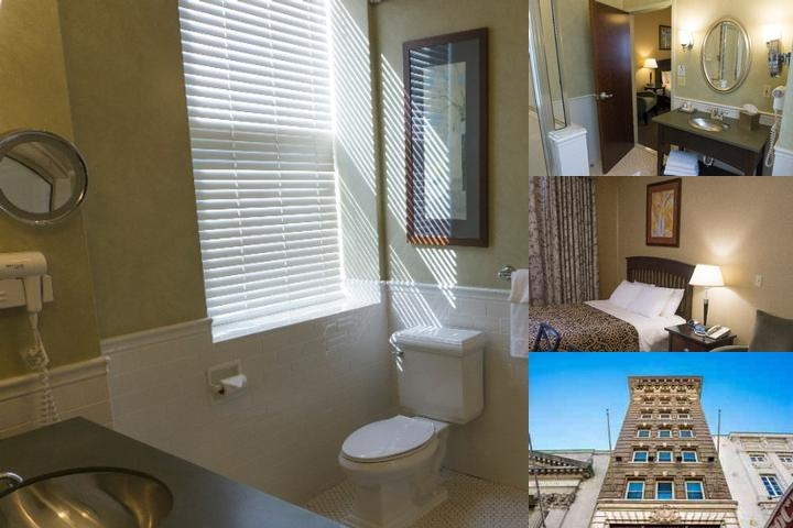 The Parker Inn & Suites photo collage