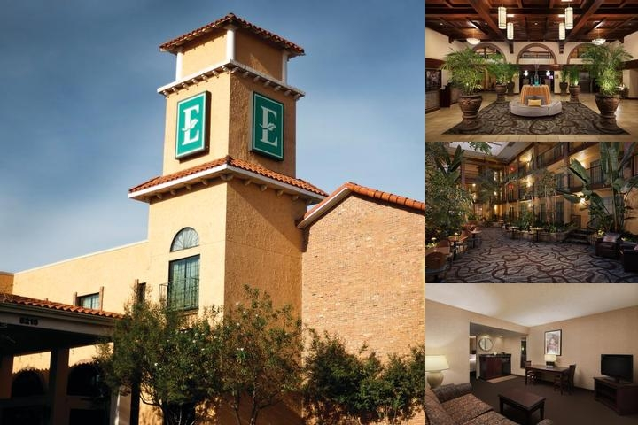 Embassy Suites Lubbock photo collage