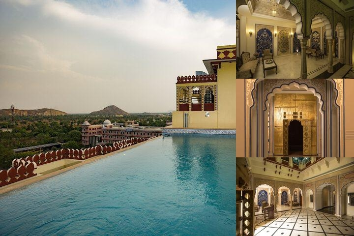 Umaid Haveli Hotel & Resort photo collage